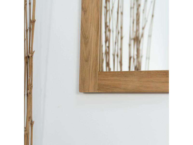Miroir salle de bain 100x50 16077 vente de miroir mural - Miroir salle de bain conforama ...
