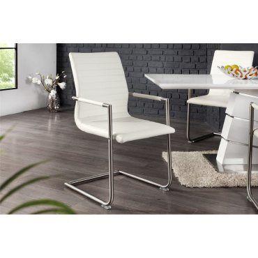 Chaise style scandinave piétement bois lisa (lot de 2