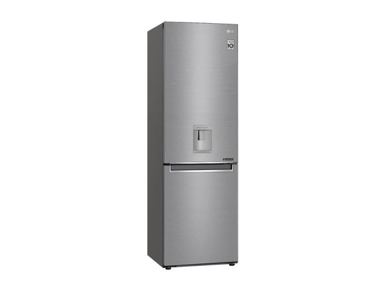 Réfrigérateur combiné 60cm 336l a++ no frost inox - gbf61pzjzn gbf61pzjzn