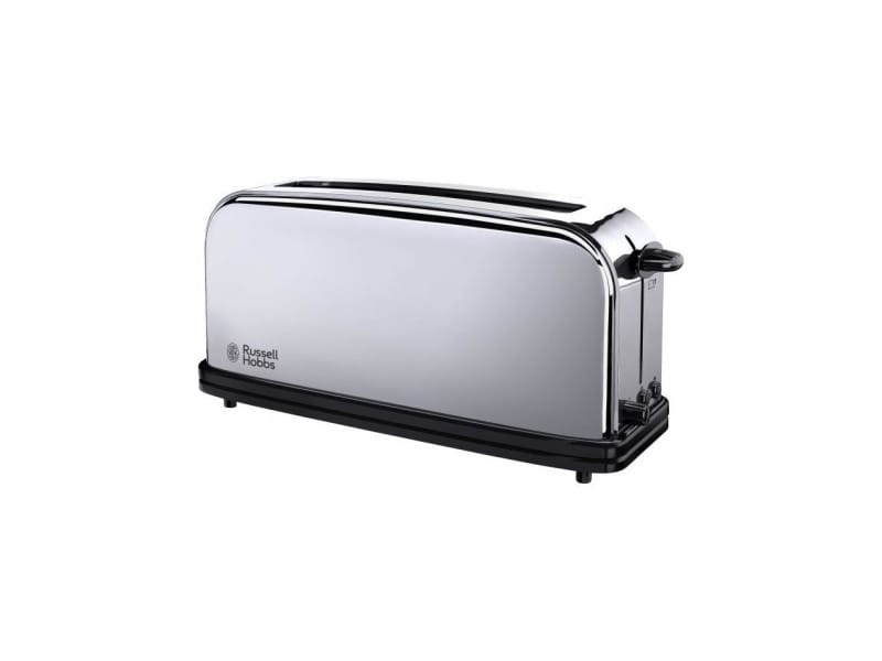 Russell hobbs 23510-56 toaster grille pain victory 1000w, 1 longue fente, design retro, chauffe viennoiserie RUS4008496871933