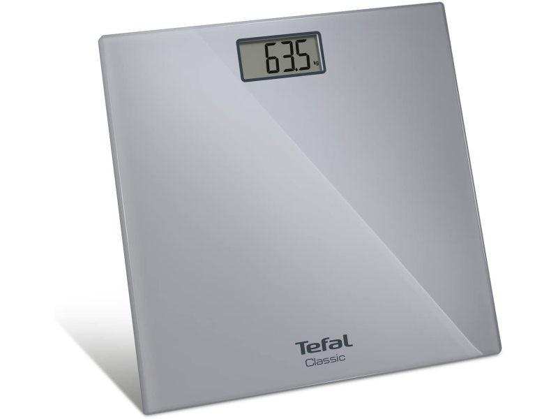 Pèse personne électronique classic ultra-fin avec écran lcd 160kg gris