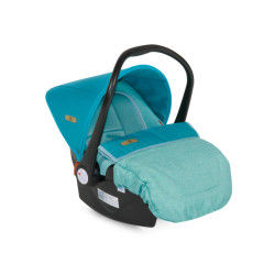 Siège auto lifesaver groupe 0+ (0-13 kg) bleu turquoise