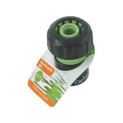 Cap vert - raccord rapide d'arrosage ø 19 mm