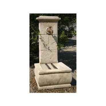 Fontaine napoli x x m vente de for Statue fontaine de jardin