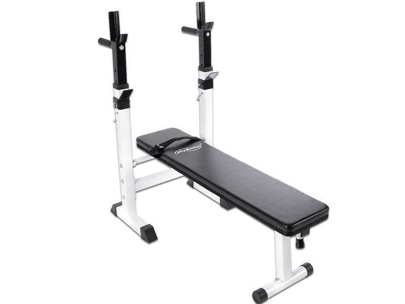 Banc De Musculations Abdominaux Haltères Sport Fitness Musculation