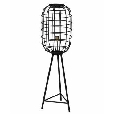 Eclairage trépied toah lampe sur pied industrielle luminaire