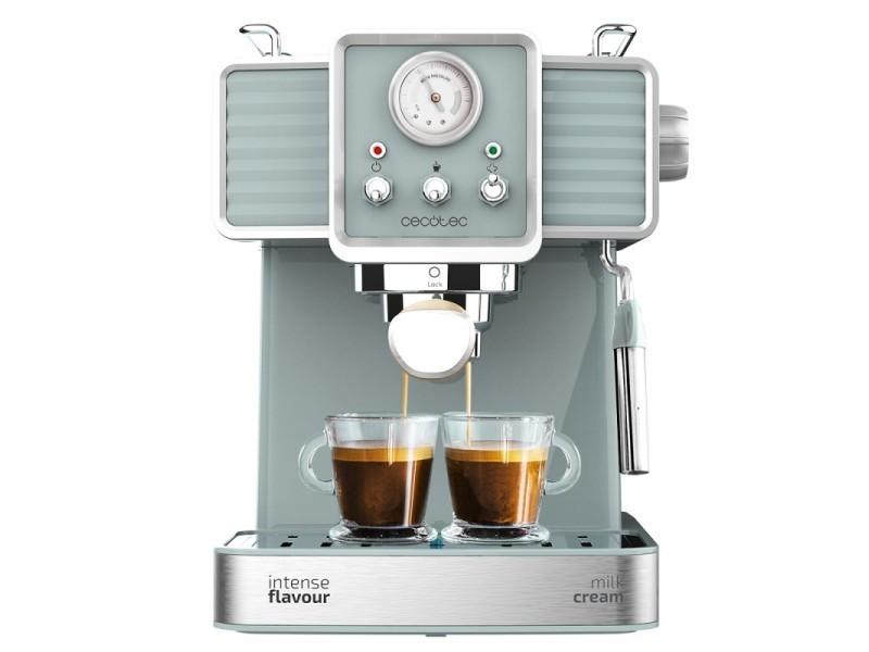Machine à café express, cecotec, power expresso 20 tradizzionale