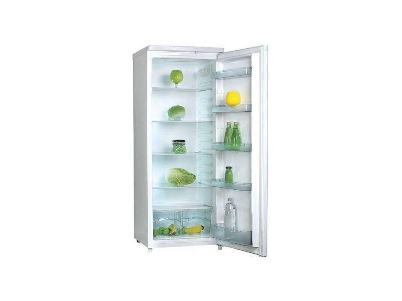 refrigerateurs 1 porte california dl 129 n 1 blanc vente de california conforama. Black Bedroom Furniture Sets. Home Design Ideas