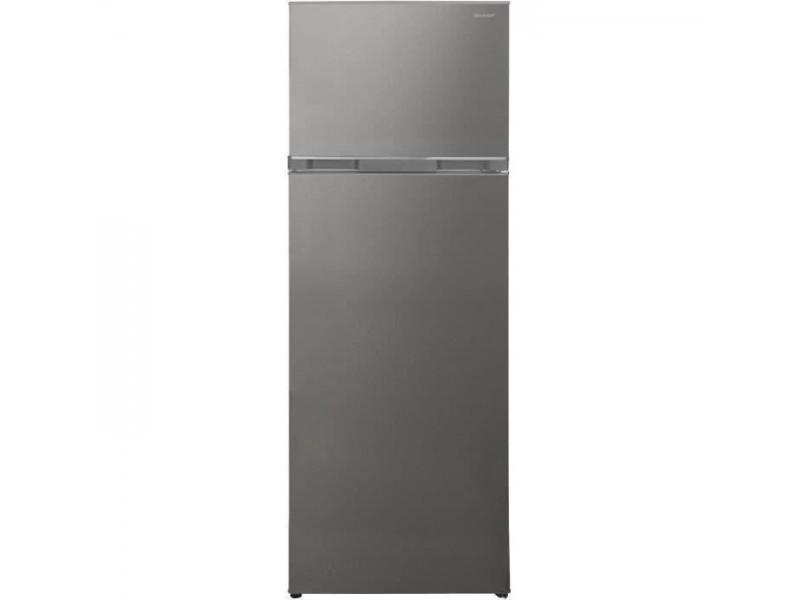 Réfrigérateur 2 portes, 213 l, silver SHA4974019175959