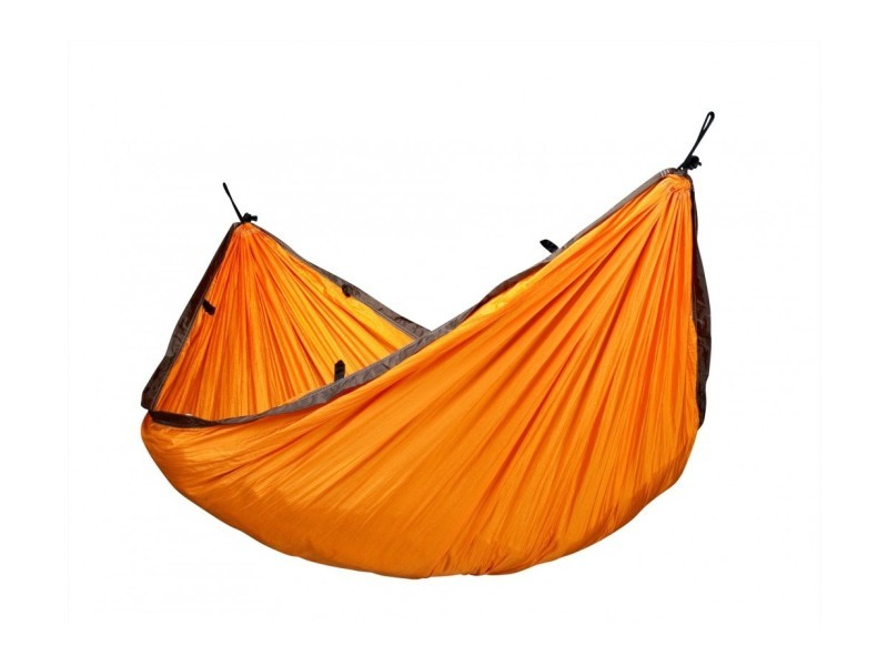Hamac de voyage simple colibri orange 250x150 cm - clh15-5 LAS_CLH155