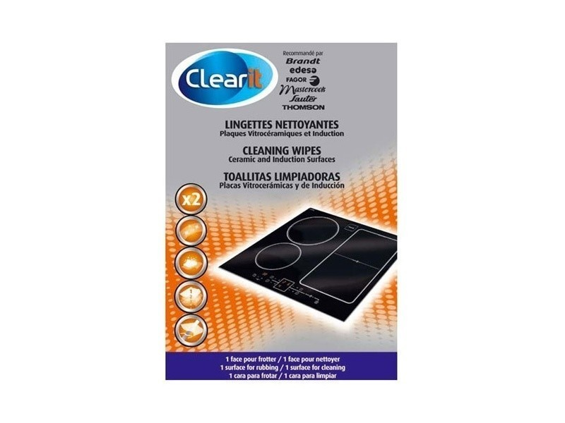 Lingettes auto nettoyantes reference : 71x5027