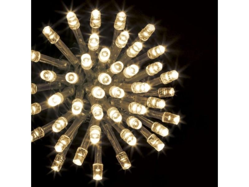 Guirlande Lumineuse Led Programmable 40 Mètres Blanc Chaud