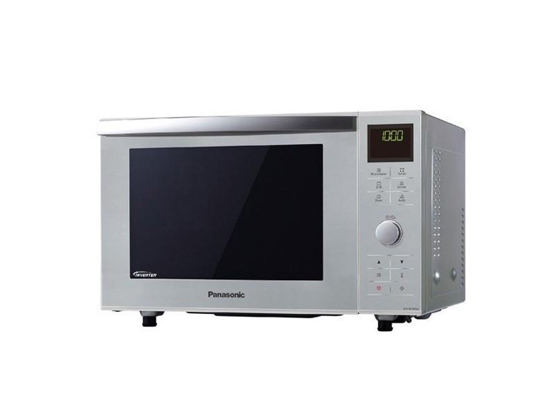 Micro ondes avec grill 23 l 1000w blanc - plateau tournant et grill