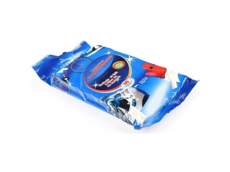 Lingettes multi-usages - paquet de 30 - vaisselle et nettoyage