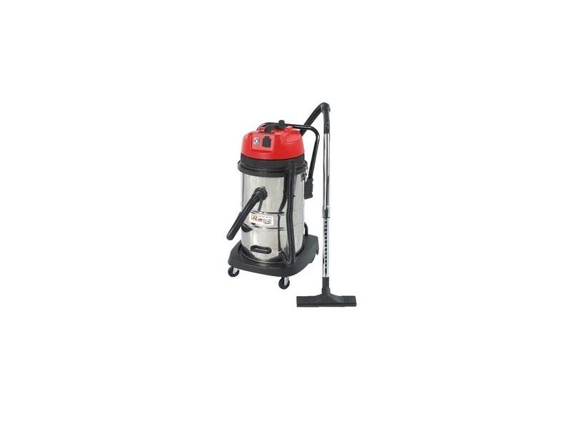 Aspirateur bidon inox 1000 w 50 litres, prasp50lpe PRASP50LPE