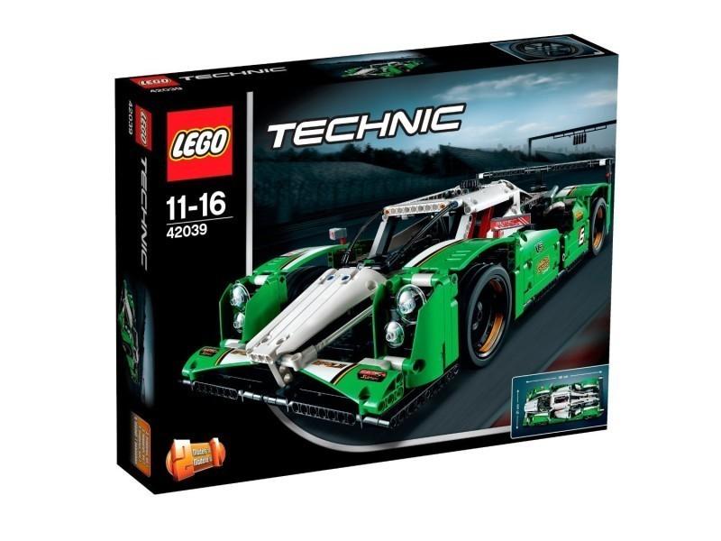 Lego 24 Course Voiture Technic Des De Heures La 42039 IYH2DWE9be