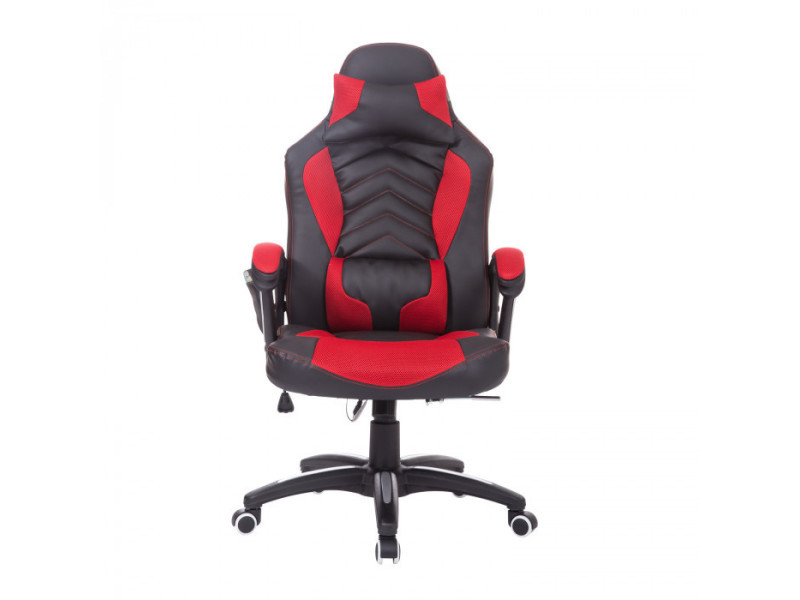 Chaise De Bureau Gamer Barkley Rouge Et Noir