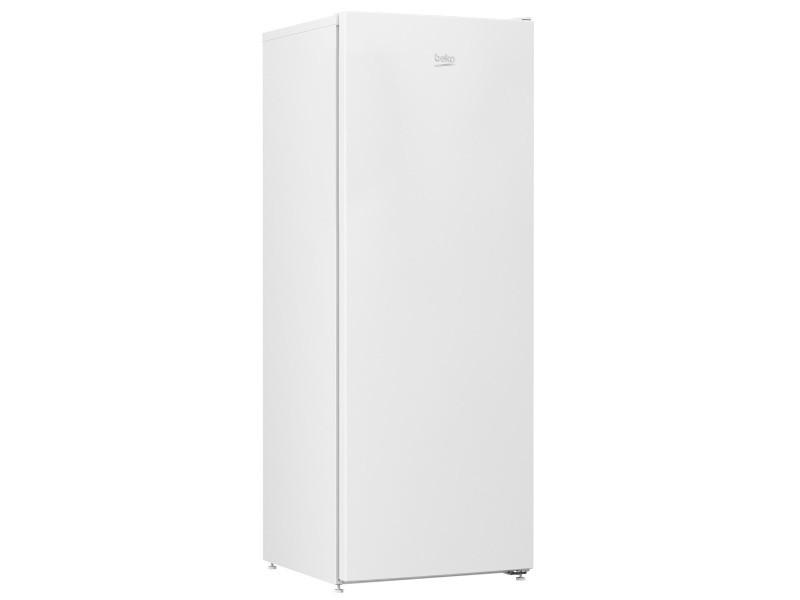 Congélateur armoire 167l froid statique beko 54cm a+, rfse 200 t 30 wn