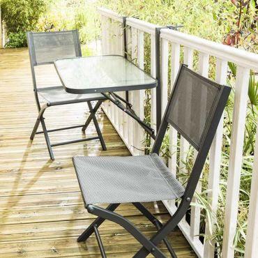 table de jardin de balcon pliante w 600098 vente de. Black Bedroom Furniture Sets. Home Design Ideas