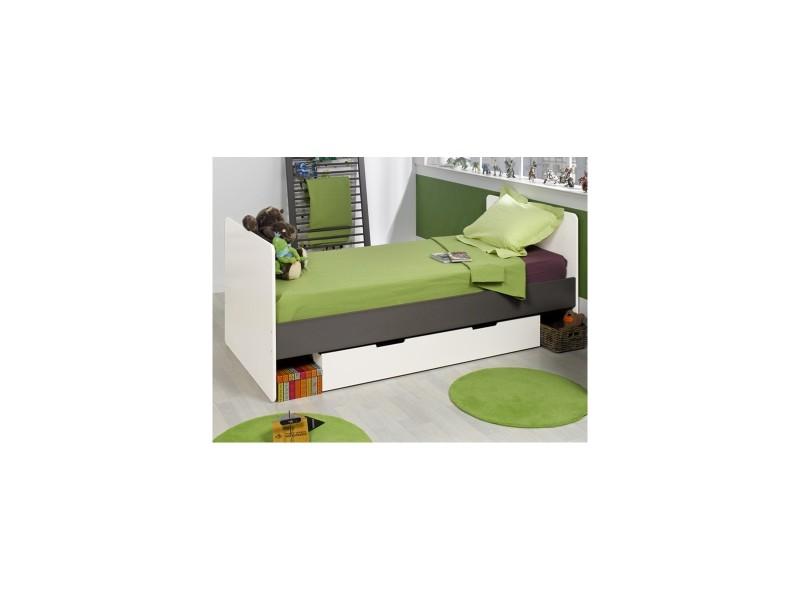lit b b volutif malte 70x140 vente de chambrekids conforama. Black Bedroom Furniture Sets. Home Design Ideas