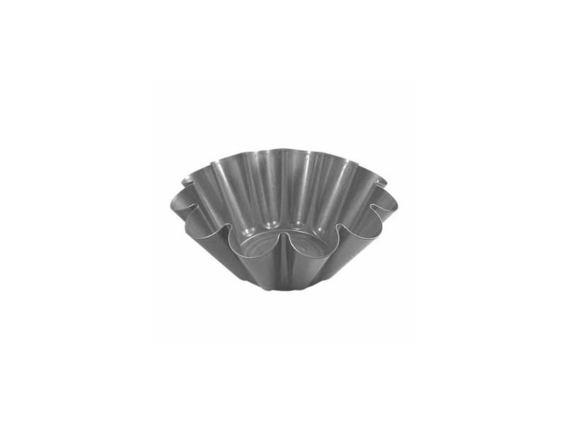 Mini moule à brioche 10 cm en acier anti adhésif DEB3011244702107