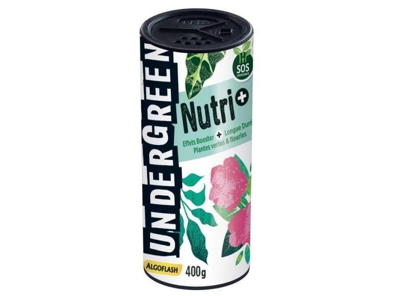 Anti-nuisible plante - traitement plante nutriments nutri+ - effet booster et longue durée - 400 g