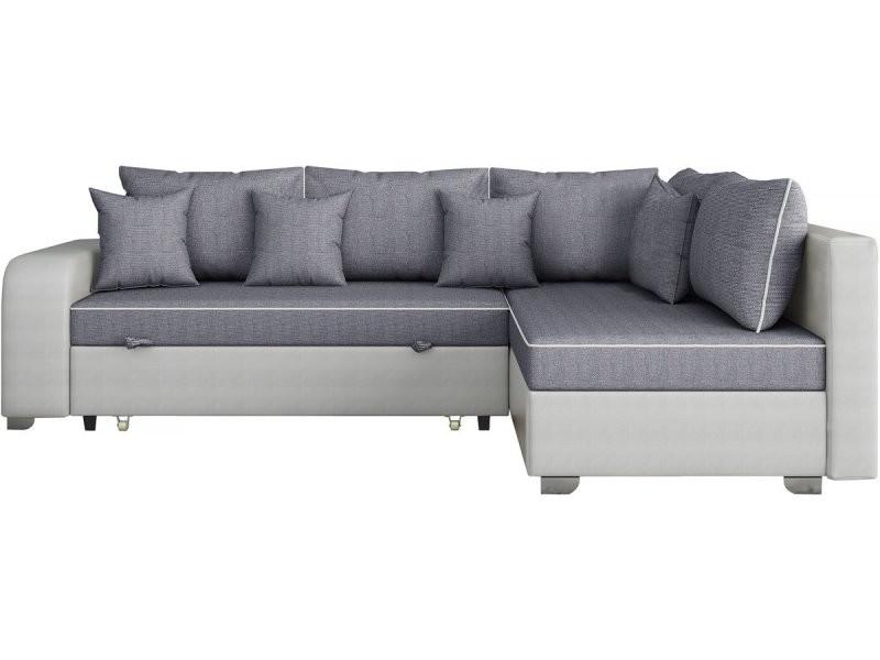 Canapé d'angle convertible \