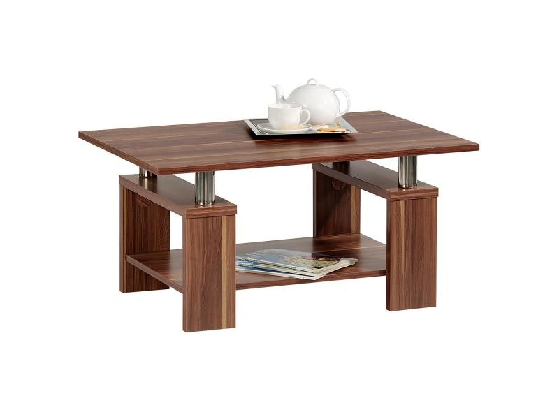 Emejing Table Basse Relevable Noyer Contemporary