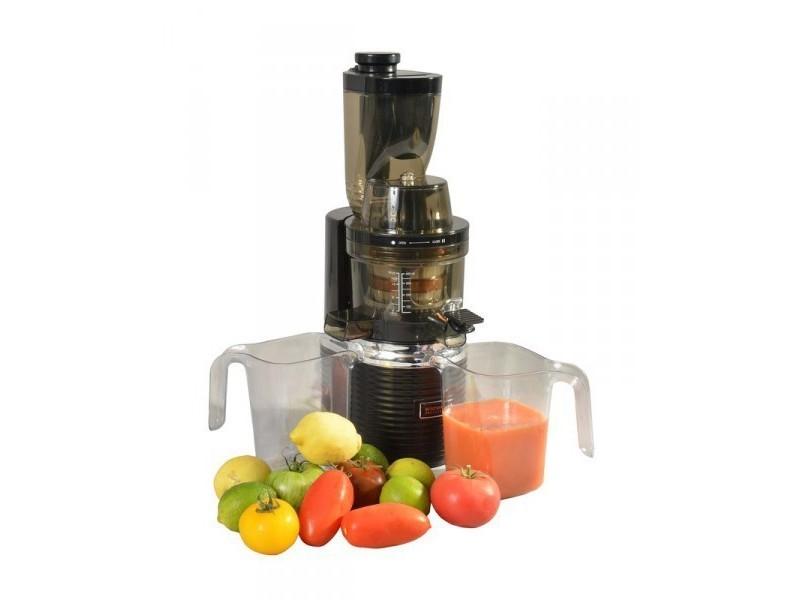 Kitchen chef extracteur de jus 200w noir je5521