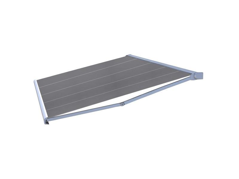 Store coffre électrique en aluminium laqué fabriqué en france ...