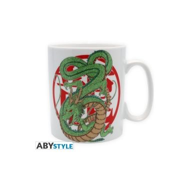 Dragon ball mug shenron