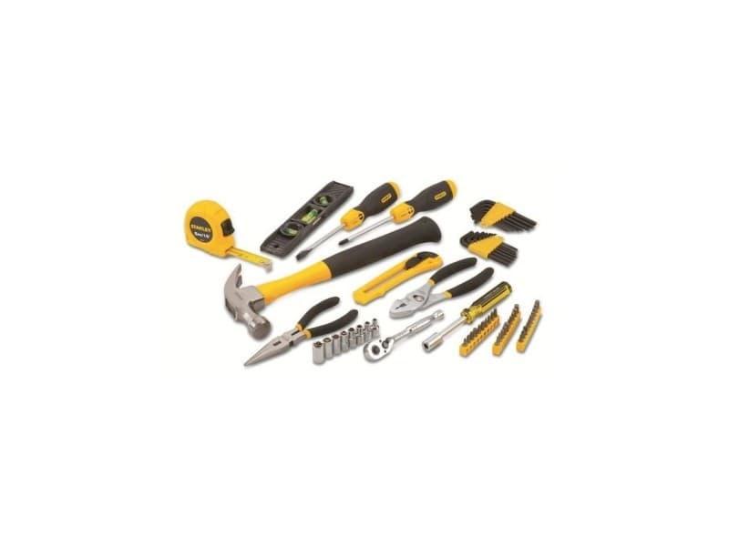Stanley coffret outils 65 pieces
