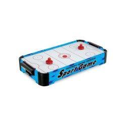 Table de air hockey 69cm (white/blue edition)
