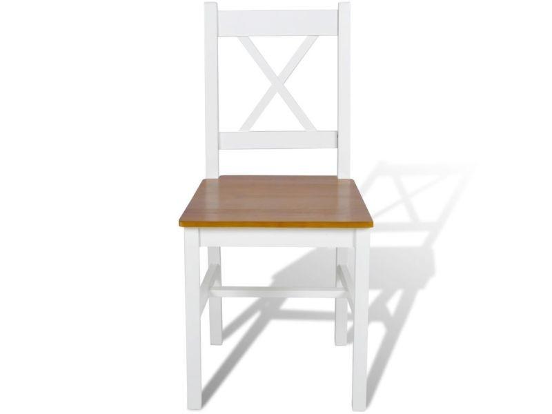 Icaverne chaises de cuisine et de salle à manger reference