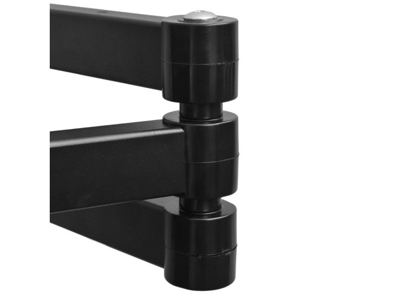 Support mural tv bras orientable et inclinable 17 37 - Support mural tv inclinable et orientable ...