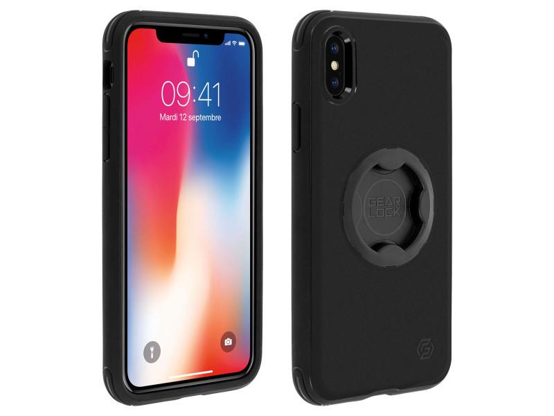 coque silicone iphone xs spigen