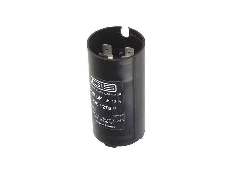 Condensateur 40 µf 280 v reference : 603614