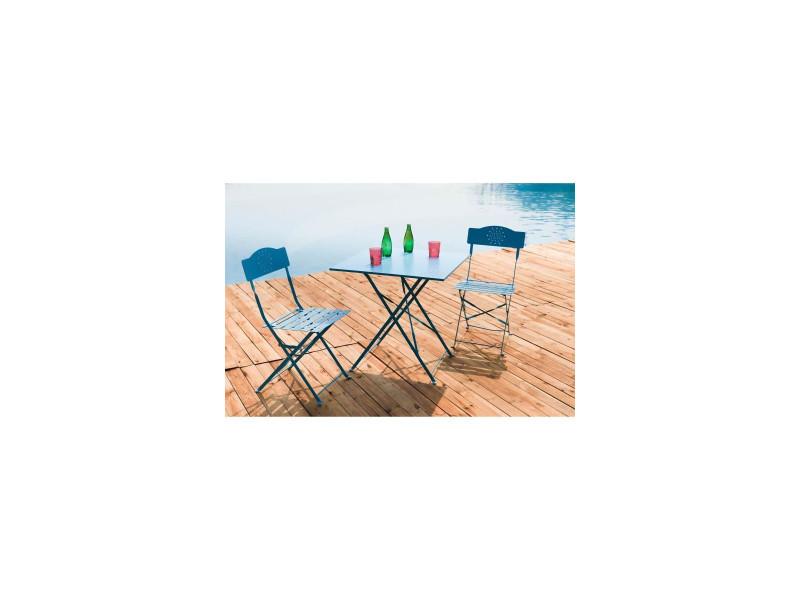 table bistrot pliante finlandek