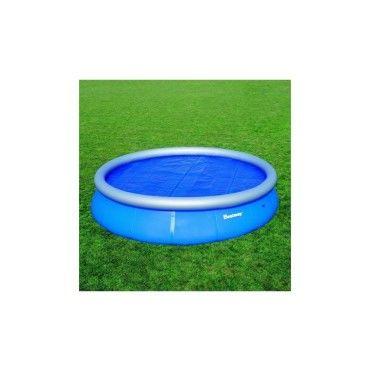 B che t pour piscine autoportante ronde de 549 cm de for Conforama piscine hors sol