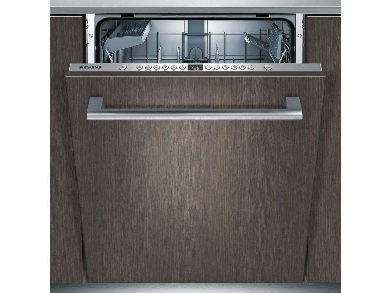 Lave vaisselle 60cm 12c 46db a+ tout intégrable - sn636x01ae sn636x01ae