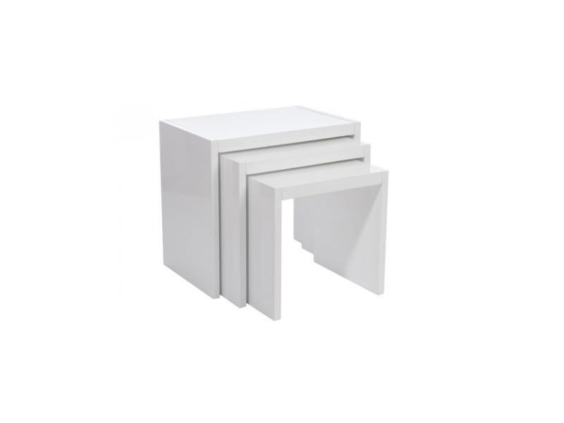Table gigogne - 1 pièce modele medium B53815