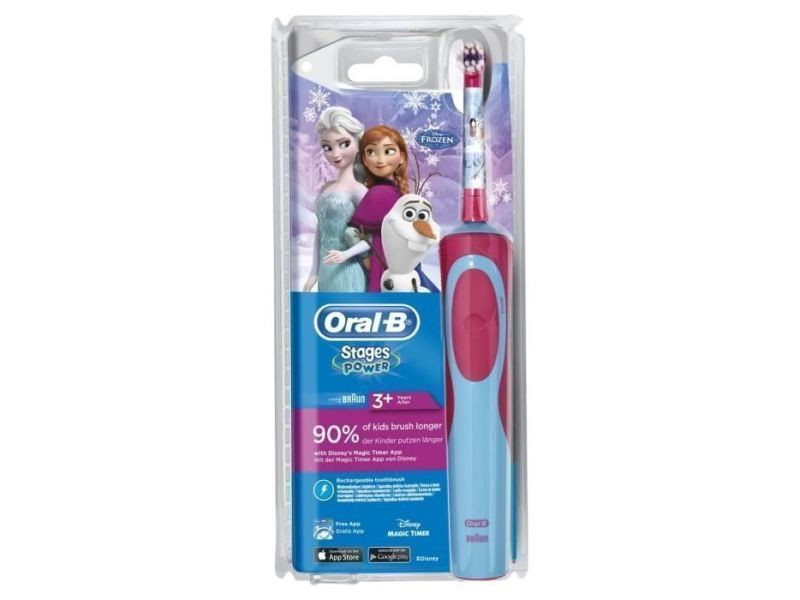 Oral b brosse a dents electrique la reine des neiges ORA4210201154624