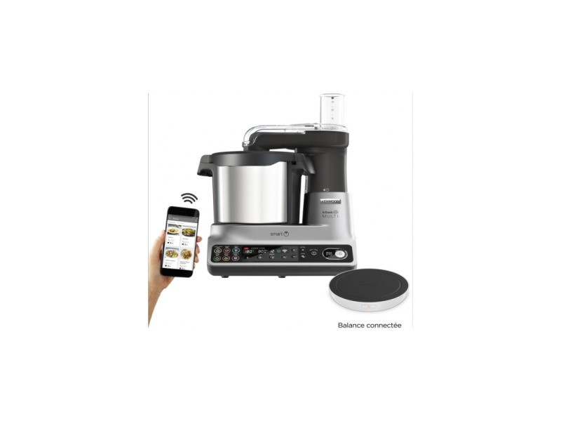 Robot cuiseur kenwood - kcook multi smart ccl455si CCL455SI