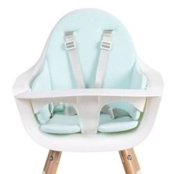 Coussin chaise haute bébé evolu coloris au choix