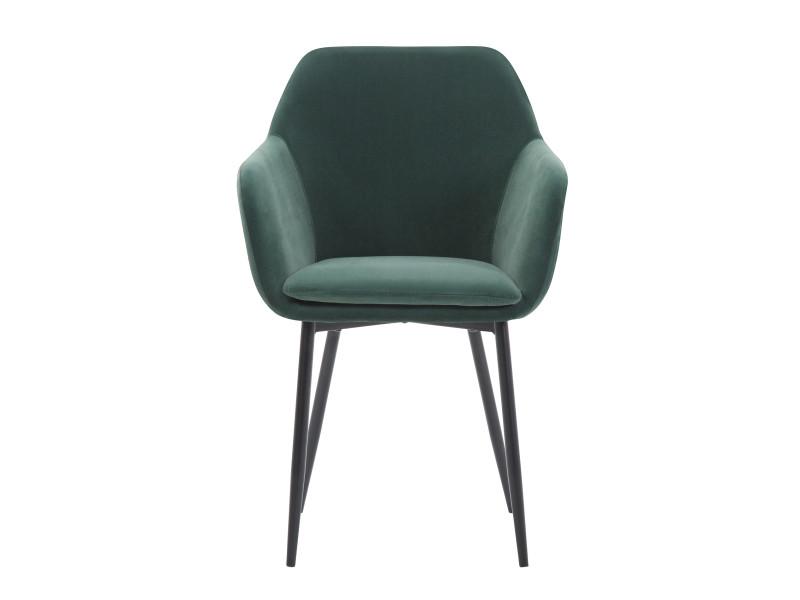 Chaise foncé de velours naruto Vente vert Tous les en J31cTKluF