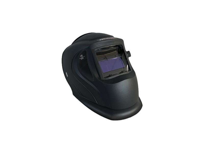 Cagoule de soudure automatique proweltek 2 capteurs lcd teinte variable 4-9/13 alimentation solaire