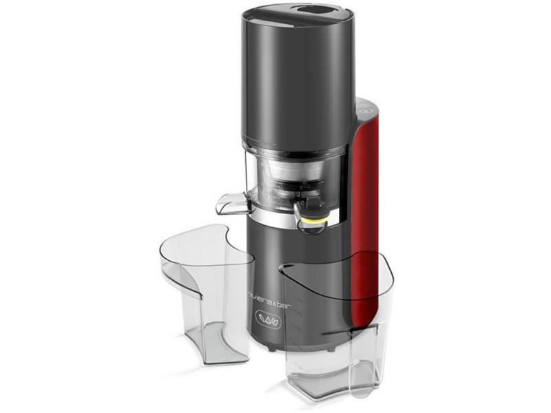 Extracteur de jus 200w noir/rouge - pej537 pej537