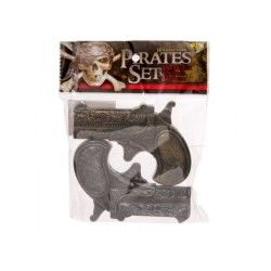 Lot de 2 pistolets pirates