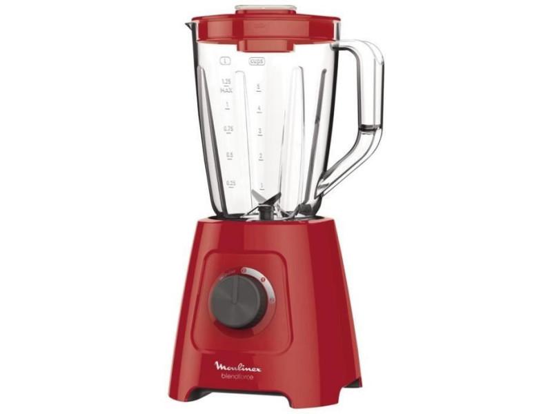 Moulinex lm420510 blender rouge blendforce