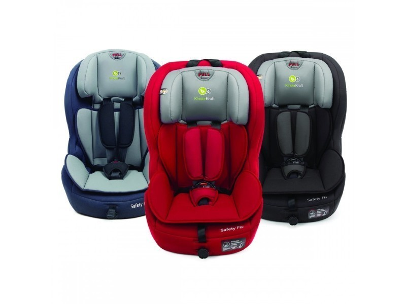 si ge auto safety isofix groupe 1 2 3 volutif 9 36 kg rouge vente de kinderkraft conforama. Black Bedroom Furniture Sets. Home Design Ideas